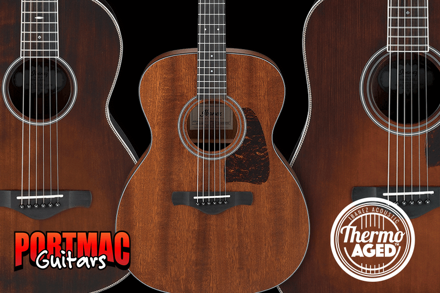 Ibanez Thermo Aged Acoustics
